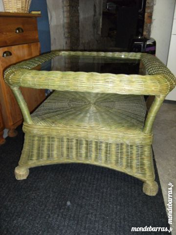 table basse + 1 fauteuil 40 Carspach (68)