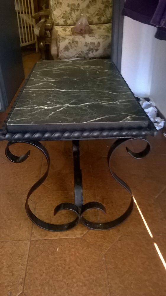 Achetez Table Basse Fer Occasion Annonce Vente A Perpignan 66