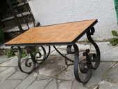 Table basse fer forgé 30 Les Clayes-sous-Bois (78)