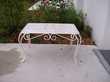 TABLE BASSE FER FORGE. 60 Saint-Jean-d'Illac (33)