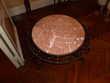 Table basse en fer forgé et marbre 150 Denain (59)