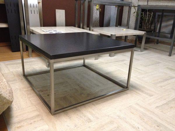 table basse  granit et inox  neuve 650 Annecy (74)