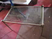 TABLE BASSE EN LAITON 12 Nice (06)