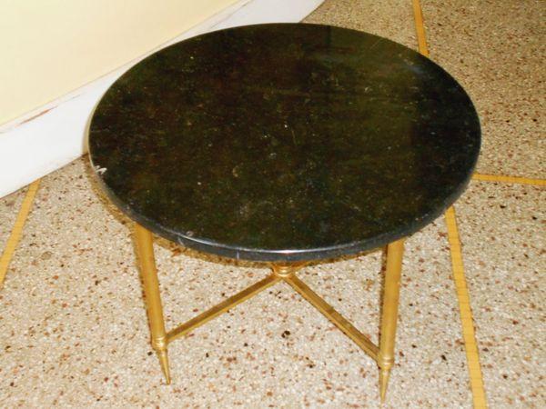 table basse en marbre 100 Monflanquin (47)