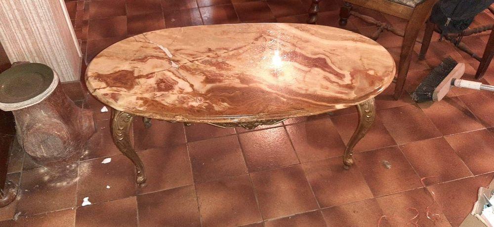 Table basse en marbre 0 Coray (29)