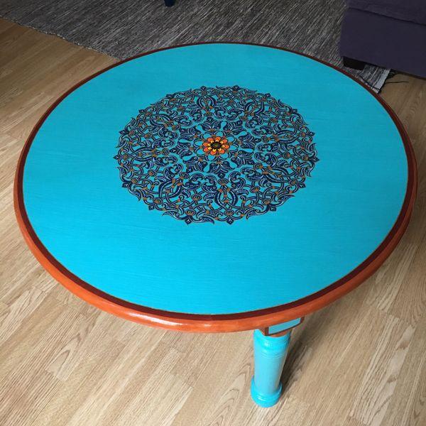 Table basse marocaine 380 Paris 20 (75)