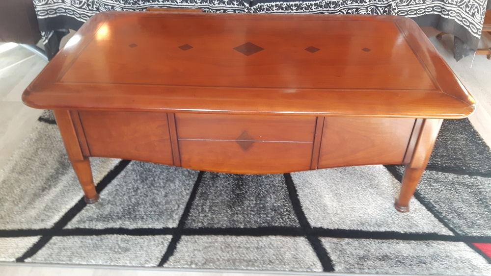 TABLE Basse en Merisier 250 Seignosse (40)