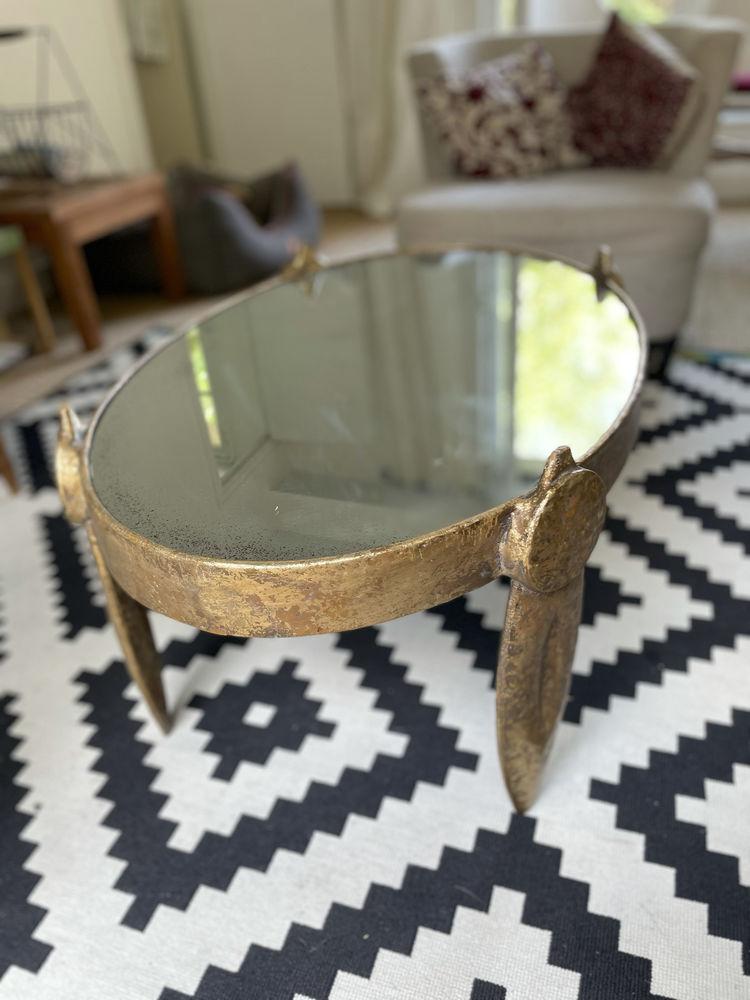 Table basse miroir vintage 450 Paris 16 (75)