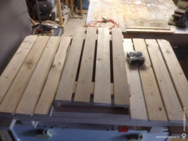Table basse modulable 50 Remiremont (88)
