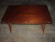 Table basse modulable vintage
