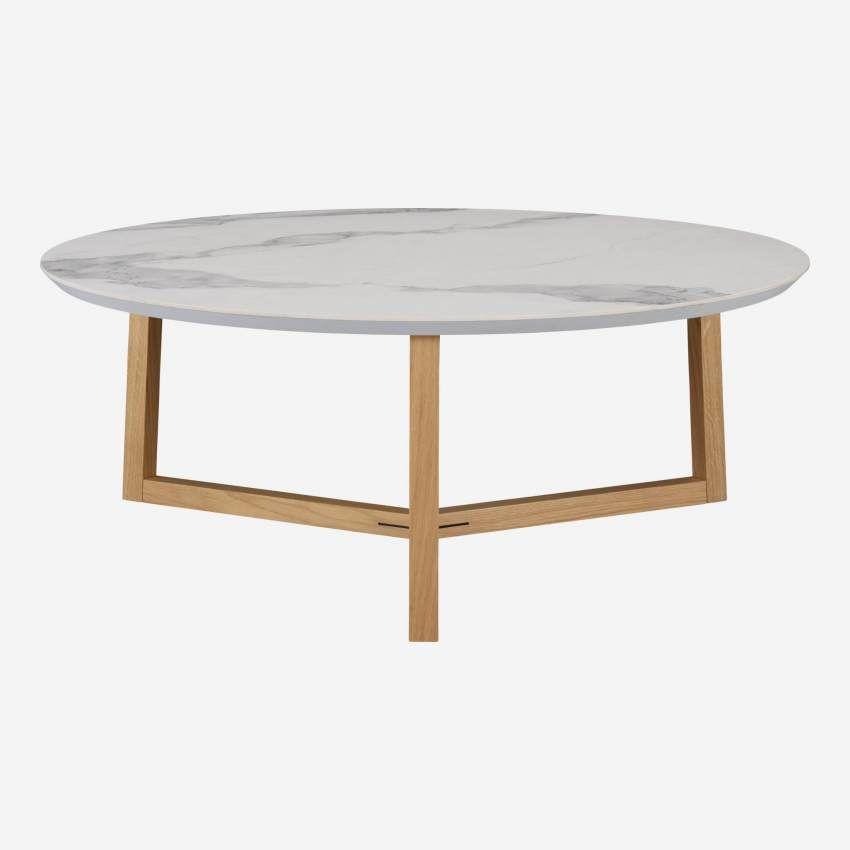 TABLE BASSE NEUVE EFFET MARBRE 490 Clamart (92)
