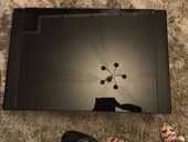 Table basse noire en verre 150 Paris 6 (75)