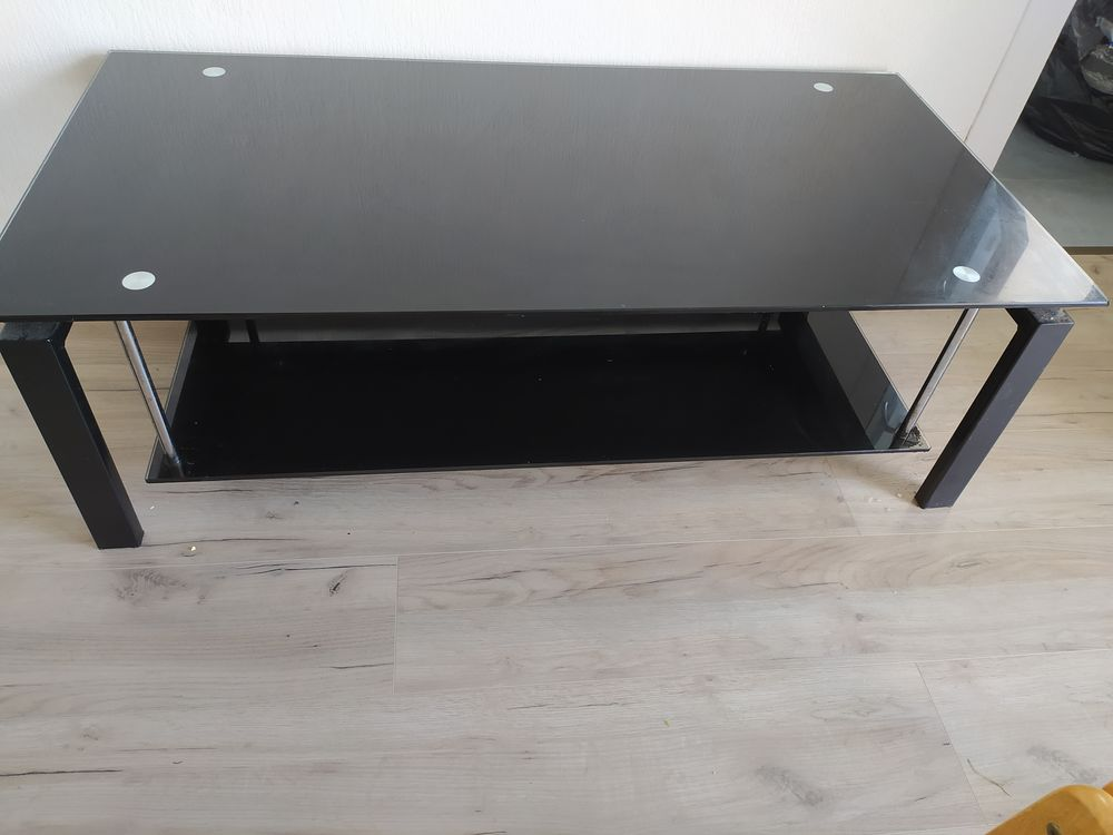 Table basse noire 25 Talence (33)