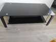 Table basse noire Meubles