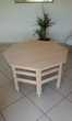 TABLE BASSE OCTOGONALE MAROCAINE