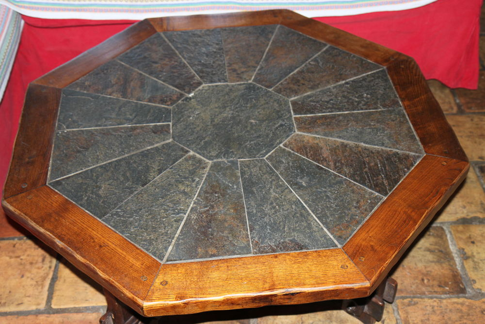 TABLE BASSE OCTOGONALE 150 Comps (30)
