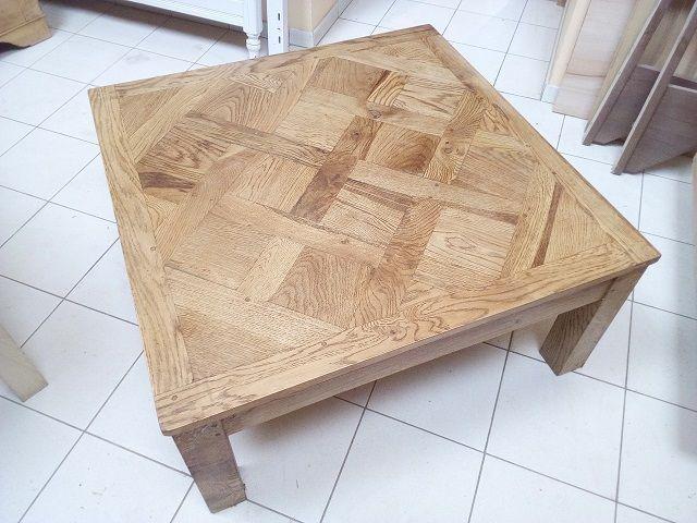 table basse parquet de versailles 280 Versailles (78)