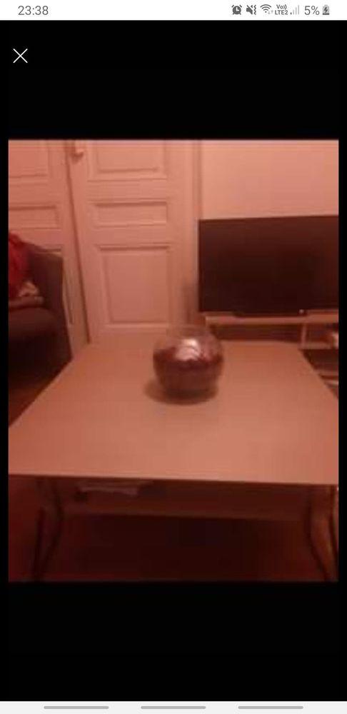 table basse pour salon en chêne 40 Lyon 7 (69)