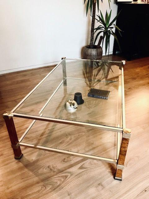 Table basse rectangulaire Pierre Vandel 750 Lille (59)