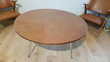 Table basse ronde vintage 70 Arles (13)