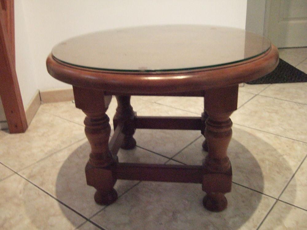 TABLE BASSE EN RUSTIQUE 0 Bernes-sur-Oise (95)