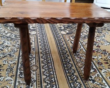 Table basse rustique et campagnarde 10 Chauny (02)