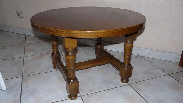 Table basse de salon bois massif 10 Saint-Nazaire-les-Eymes (38)