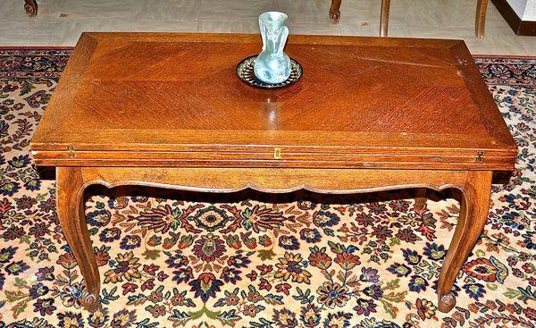 Table Basse Salon Transformable