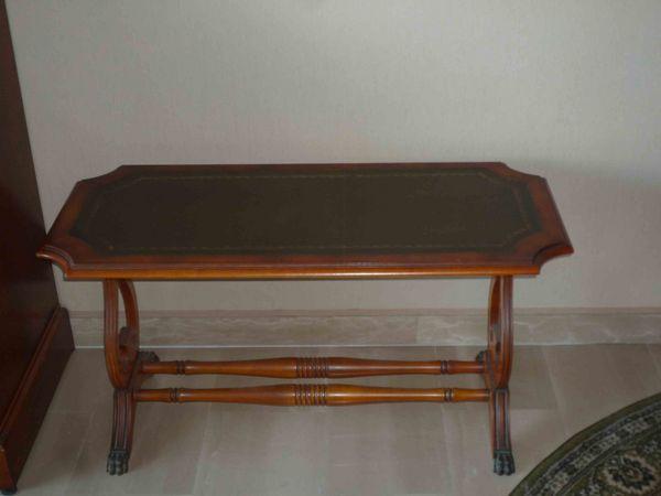 Achetez table basse de salon occasion annonce vente for Table basse de style