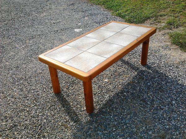 Achetez table basse de salon occasion annonce vente pessan 32 wb151037542 - Cherche table basse de salon ...