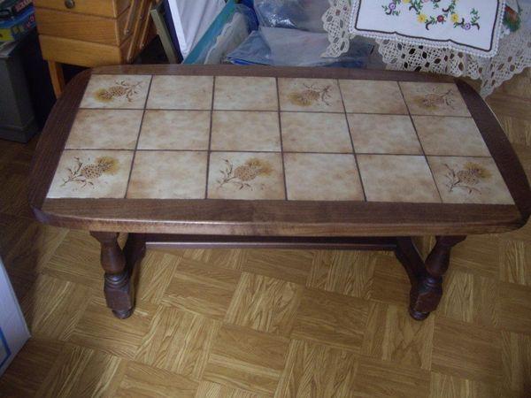 Achetez table basse de salon occasion annonce vente ch teaudun 28 wb1510 - Cherche table basse de salon ...
