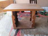 TABLE BASSE DE SALON EN BOIS 25 Nice (06)
