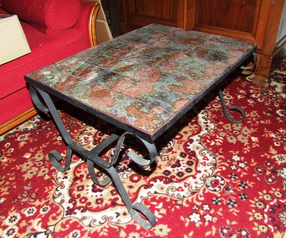 Achetez table basse de salon occasion annonce vente vasselay 18 wb155279573 - Cherche table basse de salon ...