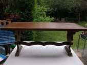 Table Basse de Salon en bois 40 Bouxwiller (67)