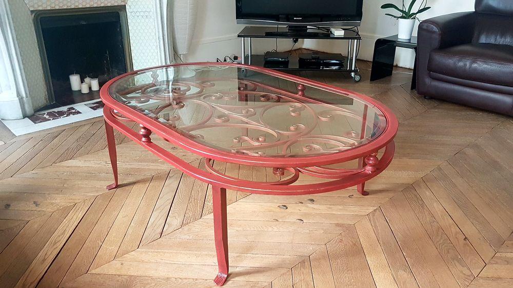 table basse de salon Roche Bobois 290 Versailles (78)