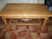 Table basse de salon en bois clair 18 Bouxwiller (67)