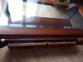 table basse de salon en merisier , 250 Brest (29)