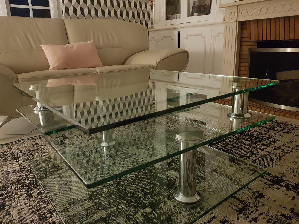 table basse de salon en verre  0 Vendôme (41)