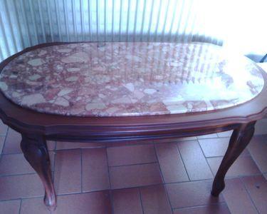 table basse salon dessus marbre 30 Puget-sur-Argens (83)