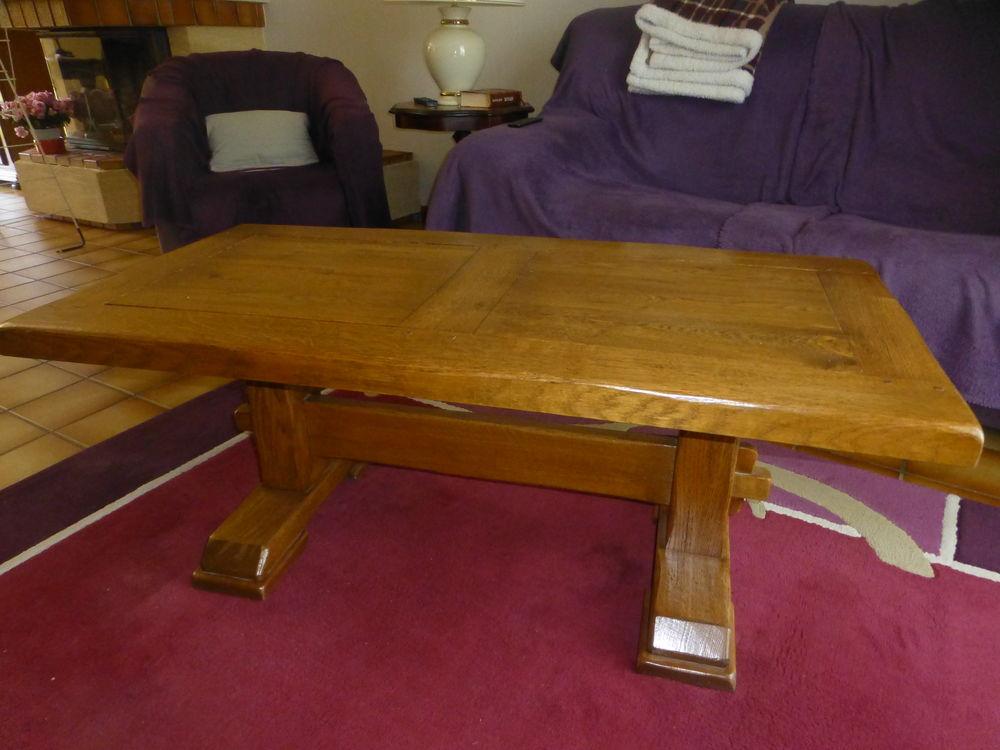 Table basse de salon en chêne  40 Dammarie-les-Lys (77)