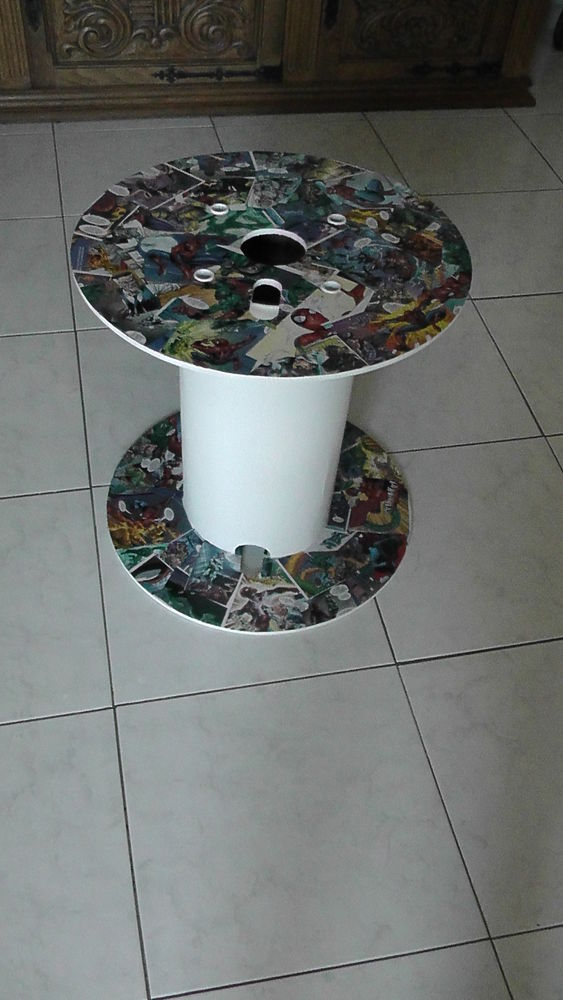 table basse Spiderman Meubles