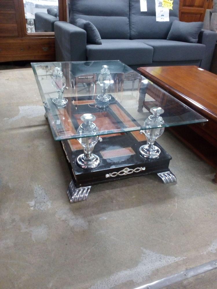Table basse style orientale Meubles