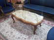 Table basse style Louis XV dessus marbre Toulouse (31)