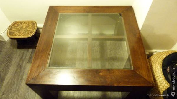 TABLE BASSE TECK 80 Bagneux (92)