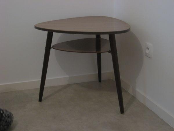 table basse tripode des annes 50 vintage meubles