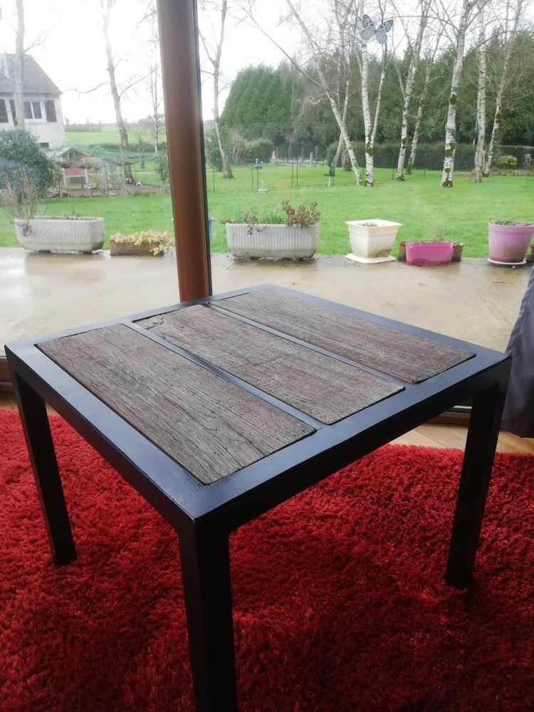 Table basse type industriel 100 Messac (35)