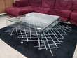 Table basse en verre 1m X 1m Toulouse (31)