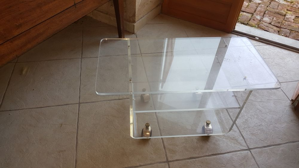 Table basse en verre 10 Montluçon (03)