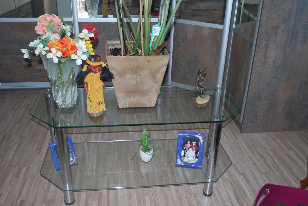 table basse en verre 2 plateaux 20 Pornic (44)