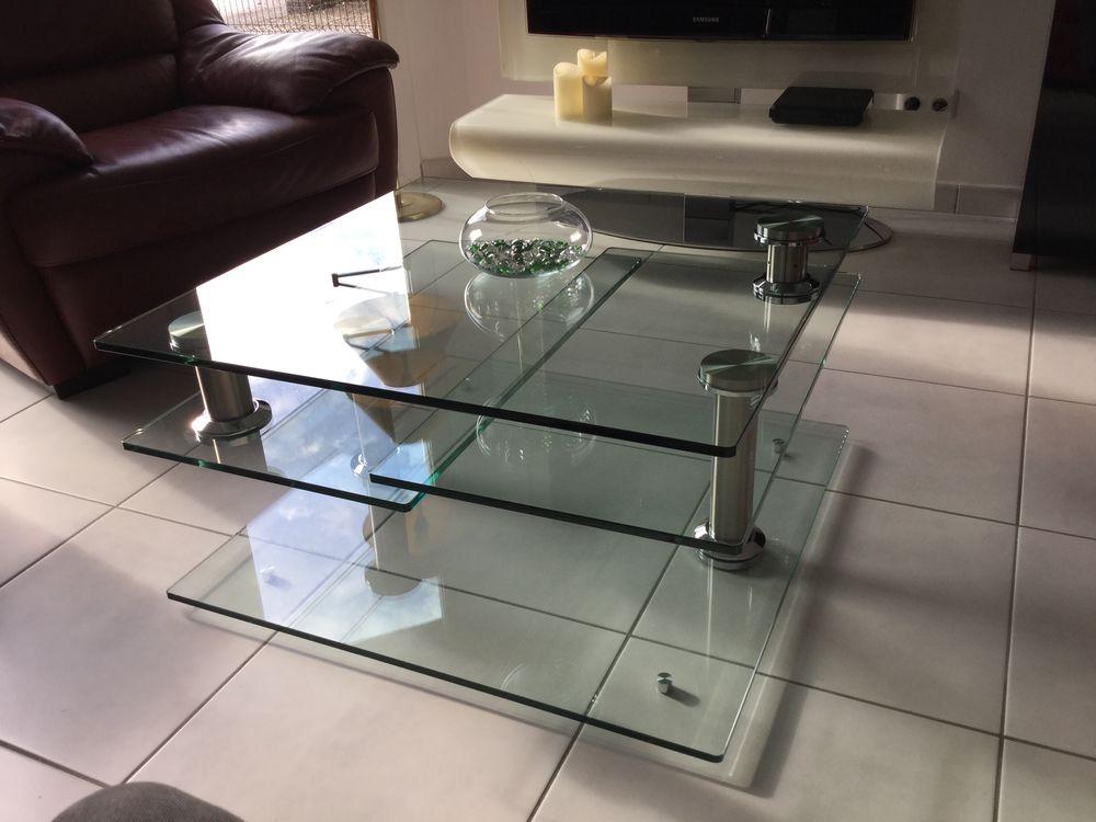 Table basse en verre modulable 300 Dainville (62)